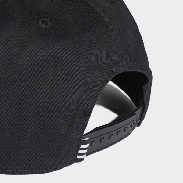 846f874c94c adidas Trefoil Snap-Back Cap - Black