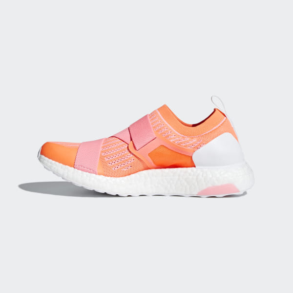 22f434c941b4d Ultraboost X Shoes Glow Orange   Hyper Pop   Core Black BB6266