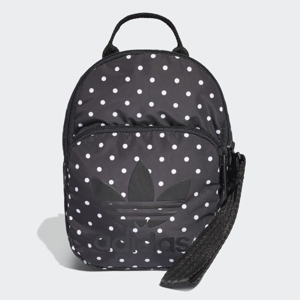 45f4845ca4b1 adidas Mini Backpack - Black