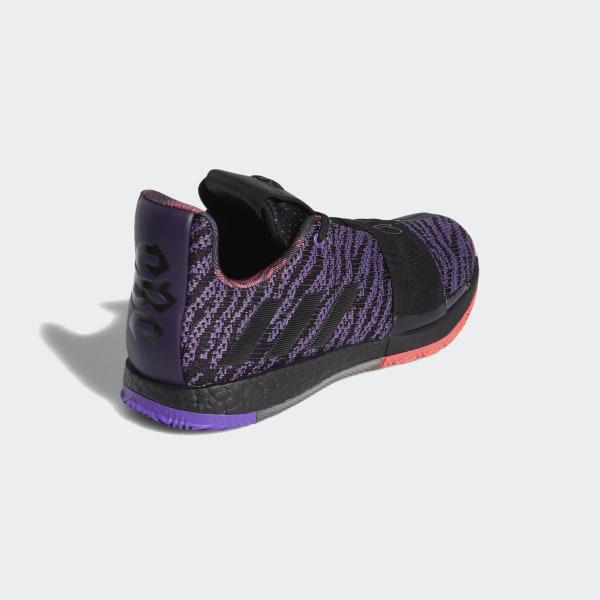 cheap for discount d6080 0dd9c Harden Vol. 3 Shoes Legend Purple  Core Black  Active Purple G26813
