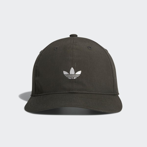 adidas Relaxed Modern II Hat - Grey  34cf3bafa2c