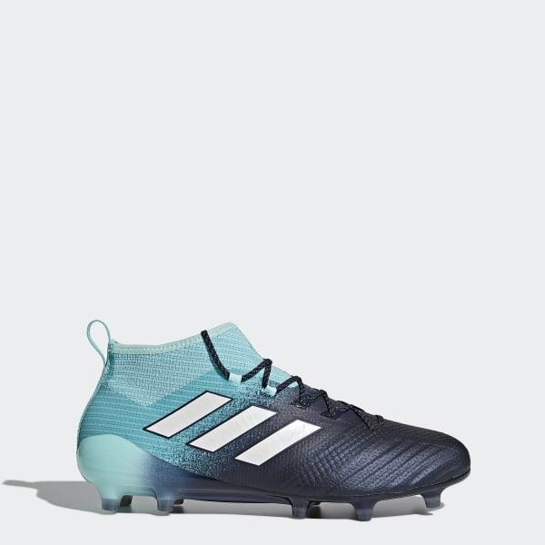 Zapatos de Fútbol ACE 17.1 Terreno Firme ENERGY AQUA F17 FTWR WHITE LEGEND  INK fcb2af8fd8170
