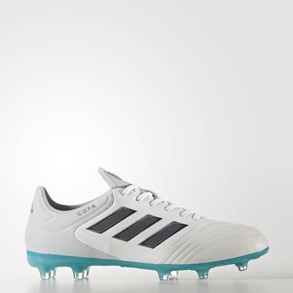 best service 95274 d789e Zapatos de Fútbol Copa 17.2 Terreno Firme FTWR WHITEONIXCLEAR GREY S12  S77135