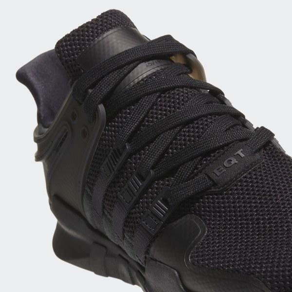size 40 8153f b4f1b EQT Support ADV Shoes Core BlackCore BlackSub Green BY9110