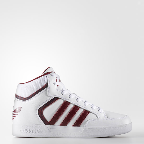 outlet store c74b6 36ce6 Tenis Varial Mid FTWR WHITE COLLEGIATE BURGUNDY FTWR WHITE BY4060