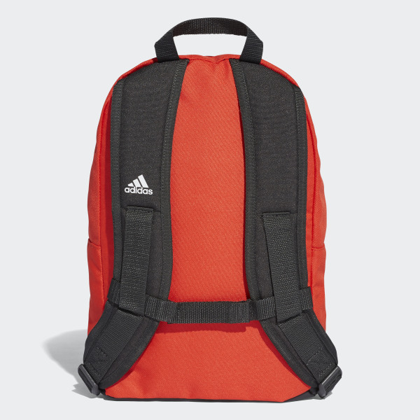 652ba3d4b34d Adi Classic 3-Stripes Backpack XS Hi-Res Red   White   White DJ2301