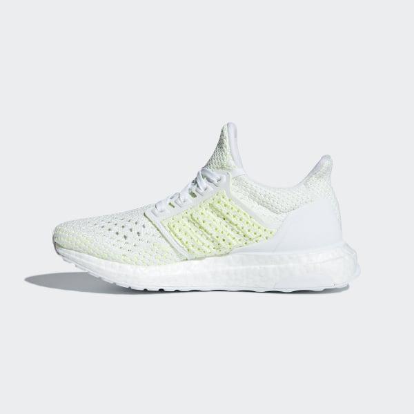 ff0923851598c Ultraboost Clima Shoes Cloud White   Cloud White   Shock Yellow B43506