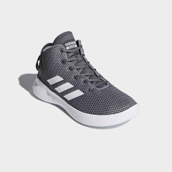 brand new 533ac 84613 Cloudfoam Refresh Mid Shoes Grey   Cloud White   Grey DA9667
