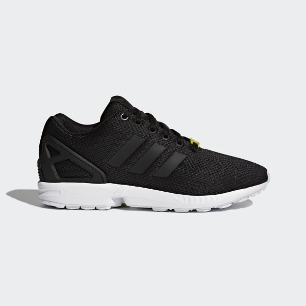 new style d3294 a16fb ZX Flux Shoes Core BlackWhite M19840