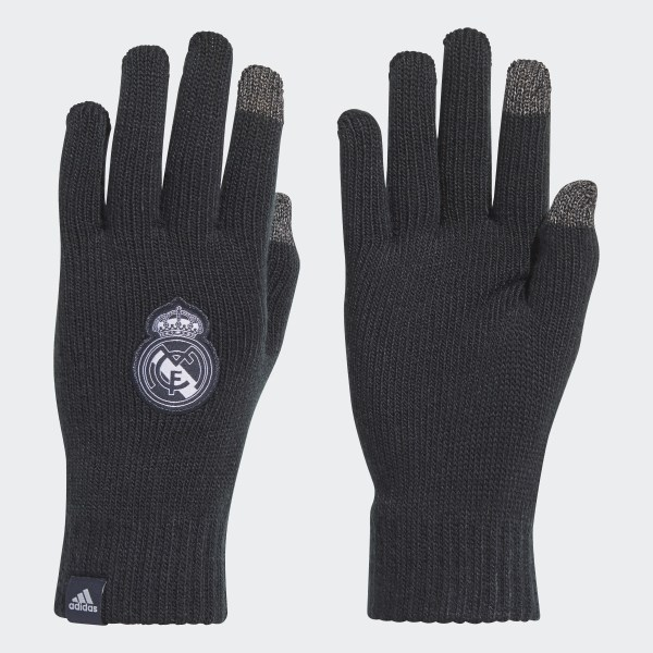 d0701a40302e7 Guantes Real Madrid Tech Onix   Dark Grey Heather   Bold Onix CY5616