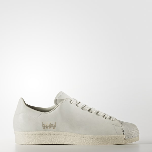 timeless design adc61 be06d Tenis Superstar 80s Clean CRYSTAL WHITE CRYSTAL WHITE OFF WHITE BB0169