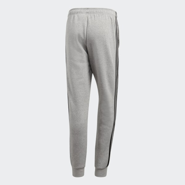 new styles 0f175 6a187 Essentials 3-Stripes Jogger Pants Medium Grey Heather  Black CE9492
