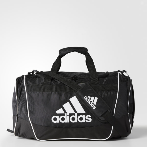 adidas Defender 2 Duffel Bag Medium - Black  12e54186d497a