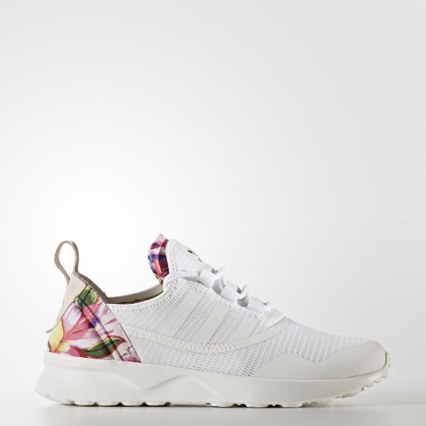 newest a4dbe 17f11 Tenis ZX Flux ADV Virtue FTWR WHITE FTWR WHITE HALO PINK S16 CG4091