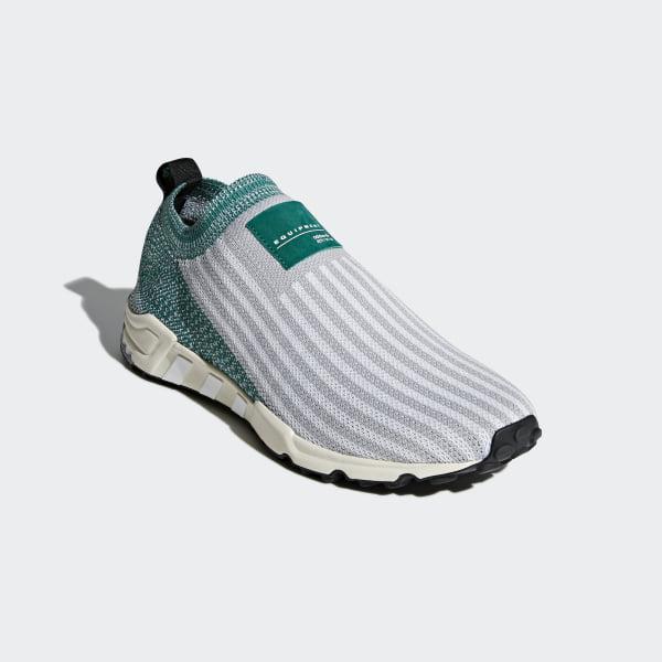 089e5632dcab EQT Support SK Primeknit Shoes Grey Two   Ftwr White   Sub Green AQ1032