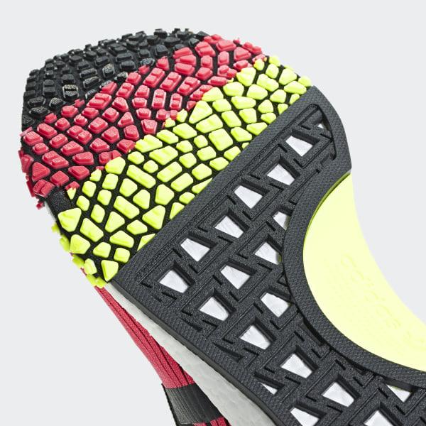 online store 82229 d6b0d NMDRacer Primeknit Shoes Core Black  Core Black  Shock Red BD7728