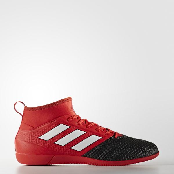 Chuteira Ace 17.3 - Futsal RED FTWR WHITE CORE BLACK BB1763 0bb14a8b767f0