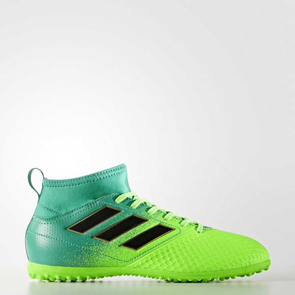 best service 3790d 6438c Zapatos ACE 17.3 Primemesh Césped Sintético SOLAR GREEN CORE BLACK CORE  GREEN BB1000
