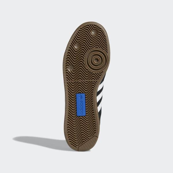 ab298fafd Samba ADV Shoes Core Black   Cloud White   Gum DB3189
