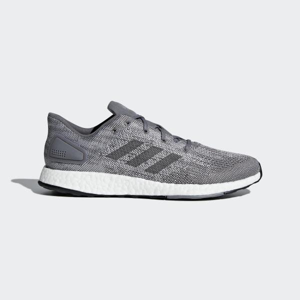 879afdf020019 Pureboost DPR Shoes Grey Two   Grey Four   Grey Four BB6290
