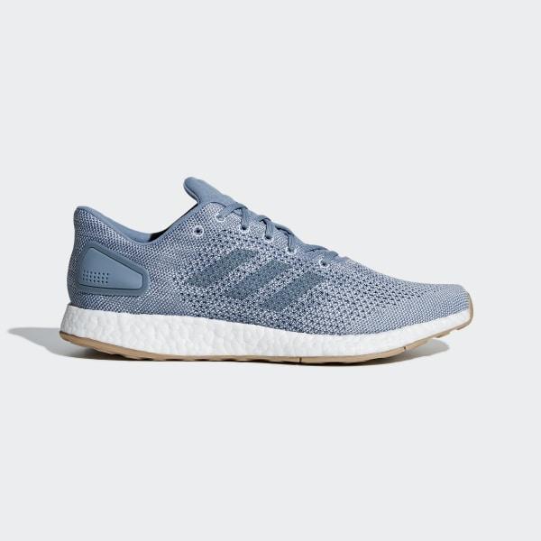 sports shoes 272ce 003f9 Tenis Pureboost DPR RAW GREY S18 RAW GREY S18 AERO BLUE S18 CM8318