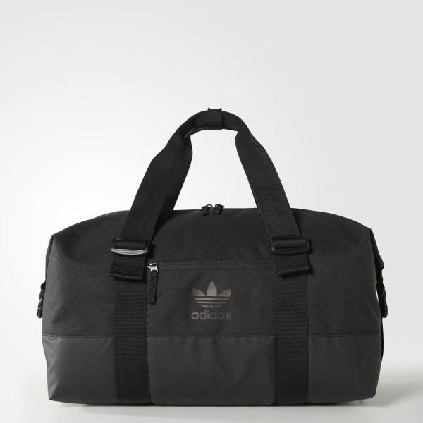 adidas Weekender Duffel Bag - Black  15ed845df77b3