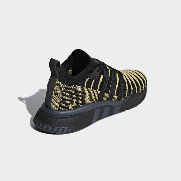 8ba808f14 Dragonball Z EQT Support Mid ADV Primeknit Shoes Core Black   Core Black    Gold Met