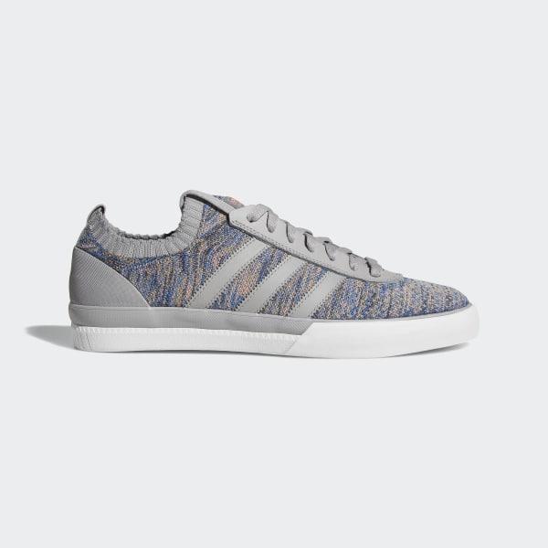 567e737fd355 Lucas Premiere Primeknit Shoes Light Granite   Chalk Coral   Cloud White  B41688