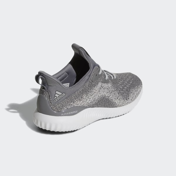 0c3ff4ec3d0e2 Alphabounce 1 Shoes Grey Three   Grey Two   Core Black AC6919