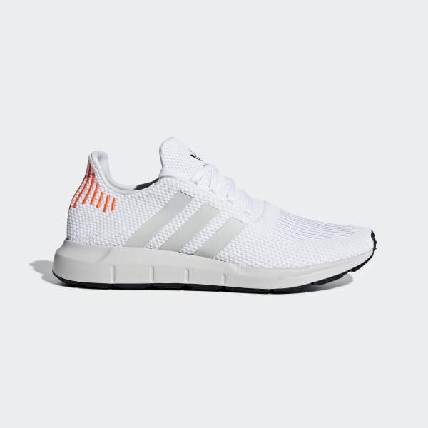 5223ea4da Swift Run Shoes Cloud White   Core Black   Grey One B37731