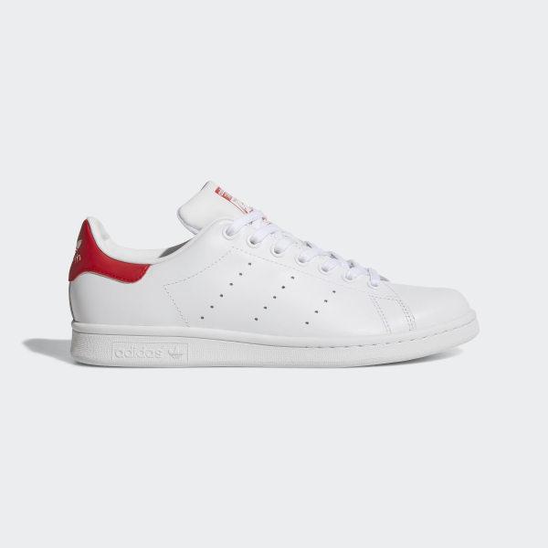 Chaussure Stan Smith Footwear White Collegiate Red M20326 2538347b0533