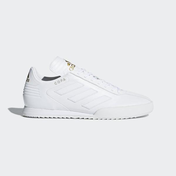 superior quality 10ded 379ff Copa Super Shoes Cloud White  Cloud White  Gold Metallic DB1880