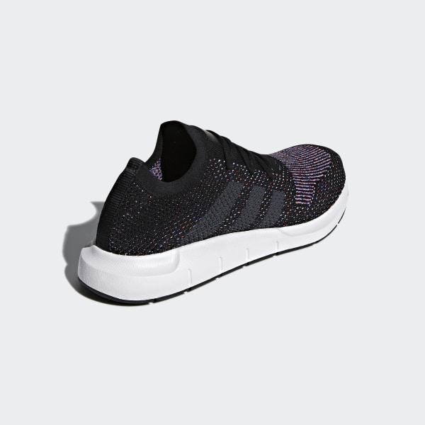 cdb714c23f83a Swift Run Primeknit Shoes Core Black Grey Five Medium Grey Heather CQ2894