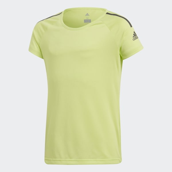 f2271f0b3b180 Playera Climacool Training SEMI FROZEN YELLOW F15 CF7168