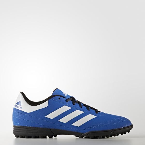 Zapatillas de fútbol para césped artificial Goletto 6 BLUE FTWR WHITE CORE  BLACK BB0583 72d38088791f1