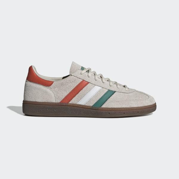 06e7fa97d4b Handball Spezial Shoes Clear Brown   Ftwr White   Gold Met. DB3570