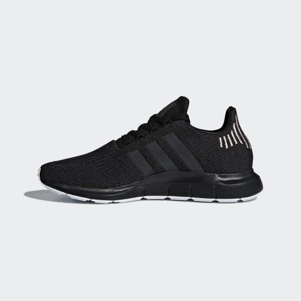 low priced 3381e 3b634 Swift Run Shoes Core Black  Carbon  Ftwr White B37723
