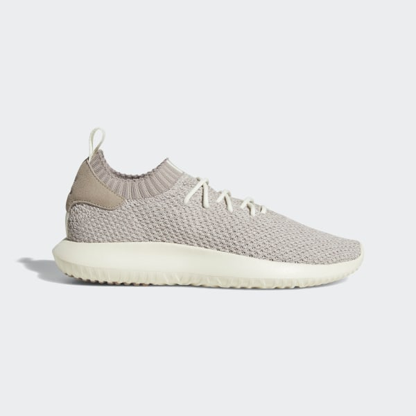 the latest 50b07 4d5bc Tubular Shadow Primeknit Shoes Grey   Running White   Clear Brown B22444