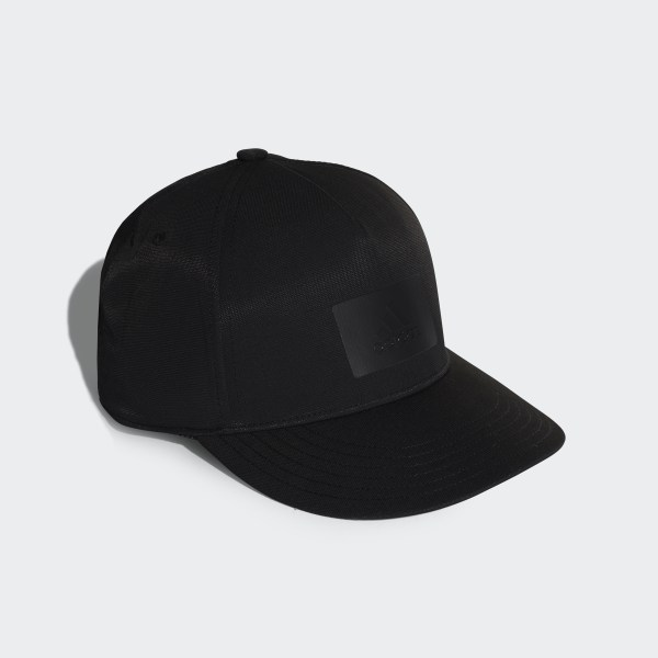 adidas Z.N.E. Logo Cap S16 Black   Black   Black CY6049 5e46bab0117