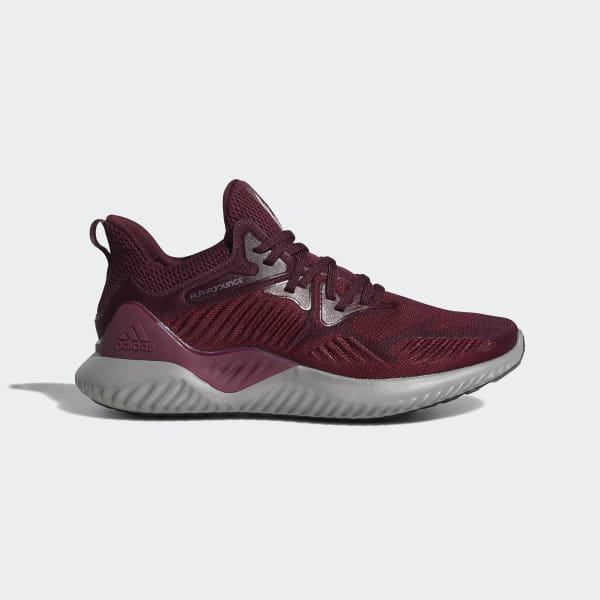 ab9b10ced Alphabounce Beyond Team Shoes Maroon   Cloud White   Core Black B37229