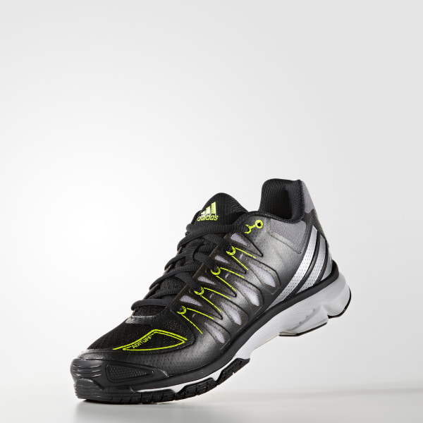 new style 7eb7f 978ab Boost Volley Response 2.0 Shoes Core Black   Matte Silver   Granite AF5235