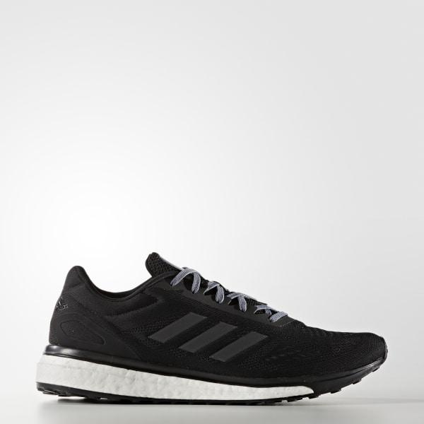 6c06ec34db4820 Response Limited Shoes Core Black   Night Metallic   Cloud White BA7541