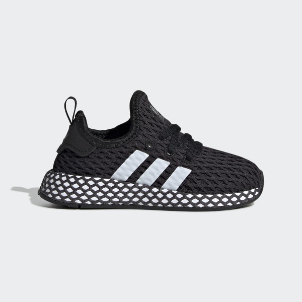 separation shoes c2a0a 777ec Chaussure Deerupt Runner Core Black  Ftwr White  Grey Five CG6864