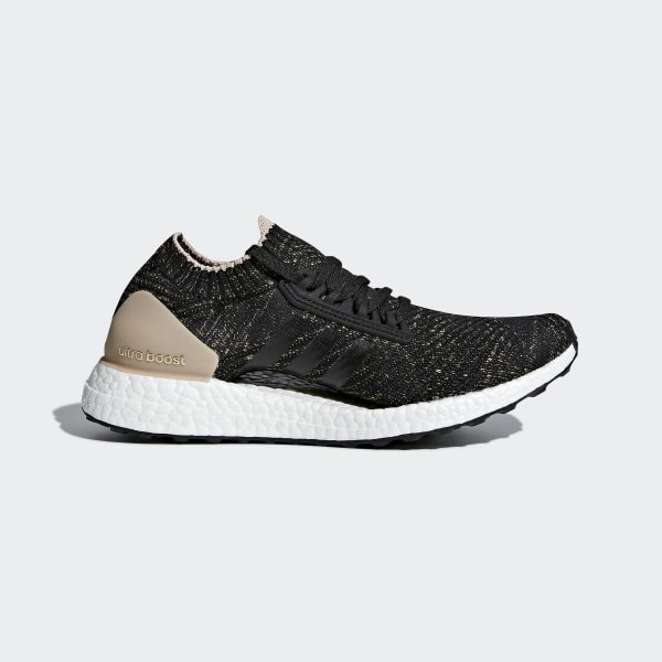 e4a7ae015ba Ultraboost X LTD Shoes Carbon   Carbon   Ash Pearl BB6221