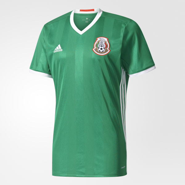 Selección Mexicana Camiseta de Local GREEN RED WHITE AC2723 3f3b7648d8fd9