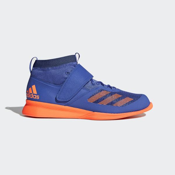 78899955eaeb26 Crazy Power RK Shoes Hi-Res Blue   Hi-Res Orange   Collegiate Royal