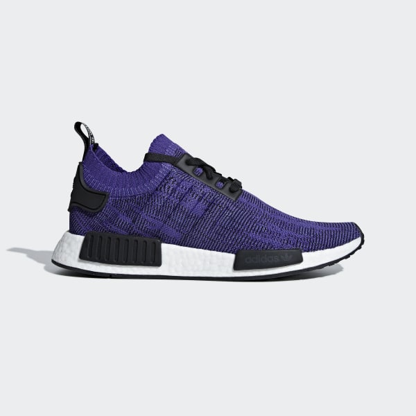 3cfae9eef919 NMD R1 Primeknit Shoes Energy Ink   Energy Ink   Cloud White B37627