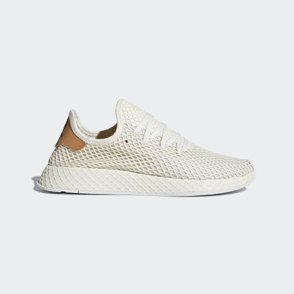 54e0287c9 Deerupt Runner Shoes Running White   Ash Pearl   Cloud White B41759