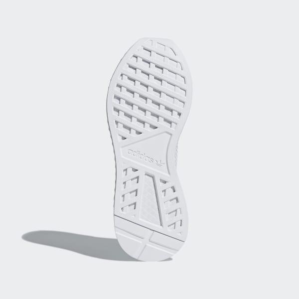 89b2157fe2931 Deerupt Runner Shoes Core Black   Easy Green   Cloud White B28076