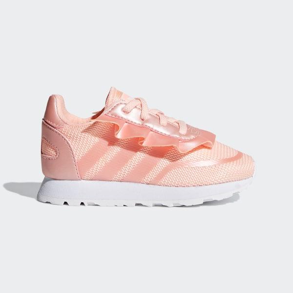 604afc5a34c N-5923 Shoes Pink   Clear Orange   Ftwr White DB3584